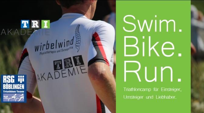 Be TRI: Starte Deine Triathlonkarriere