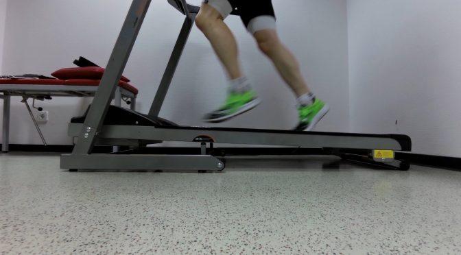 Laufstilstudie von Torsten